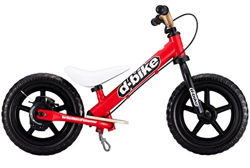 D-Bike KIX ディーバイクキックス レッド 2016ニューモデル