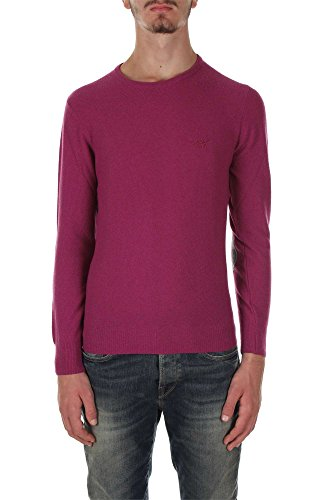 Henry Cottons 32 012 97201 Maglione Uomo Viola S