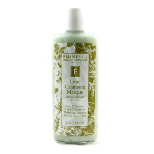 Eminence Lime Cleansing Masque - 125Ml/4Oz