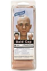 Graftobian Make-Up Company Women's Latex Bald Cap
