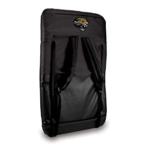 Nfl Jacksonville Jaguars Portable Ventura Reclining Seat by Picnic Time