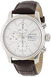 Louis Erard Men's 78259AA01.BDC21 Heritage Chronograph Automatic Watch