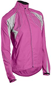 Sugoi Women's Cycle a Jacket - Peony, Small