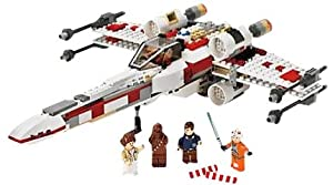 LEGO Star Wars X-Wing Starfighter 6212