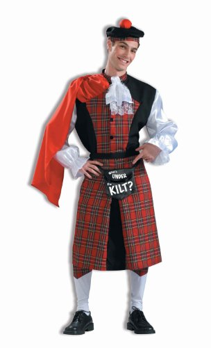 Forum Novelties What's Under The Kilt Adults Only Costume