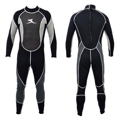 Herren 3 mm Neoprenanzug Longsuit Größe L 48-50