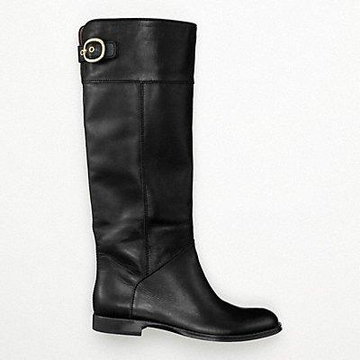 coach black leather boots santa barbara institute for