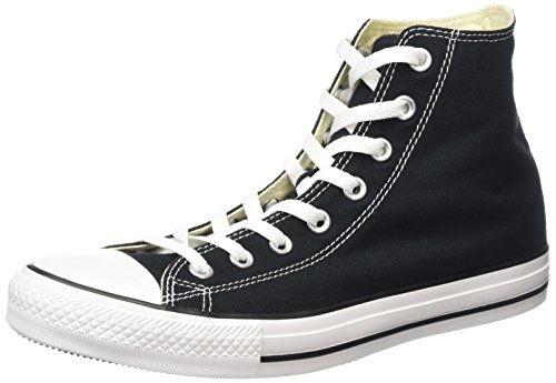 Converse All Star Sparkle Womens Knit High Shoes - Black/White