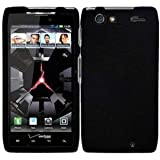 Black Hard Case Cover for Motorola Droid Razr XT912