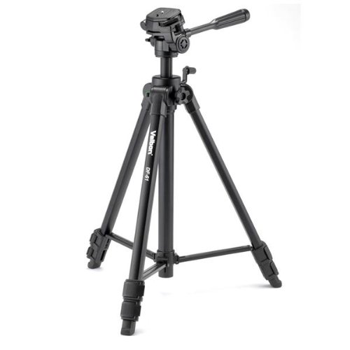 Velbon DF-61 Heavy Duty Aluminium Photo/Video Tripod