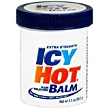 Choice One Icy Hot Extra Strength Jar 3.5Oz Chattem Incorporated