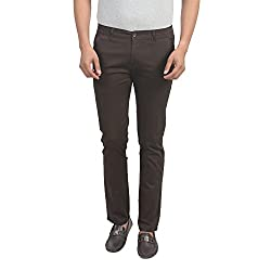 Trendy Trotters Regular Fit Mens Trousers