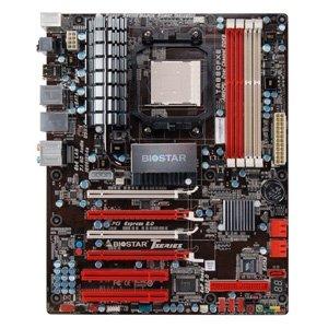 Biostar TA890FXE Socket AM3/AMD 890FX/ATI CrossFireX/SATA 6Gbps/ATX Computer Motherboard