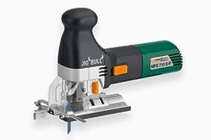 Meister-Craft Professionel MPS710E-P Profi Pendelhub Stichsäge 710 Watt