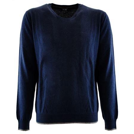 Armani Jeans 06W95 KT 5A maglione blu