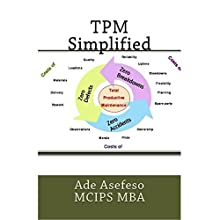 TPM Simplified (       UNABRIDGED) by Ade Asefeso, MCIPS MBA Narrated by Christy Lynn