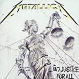 And Justice for All by Metallica [Music CD]