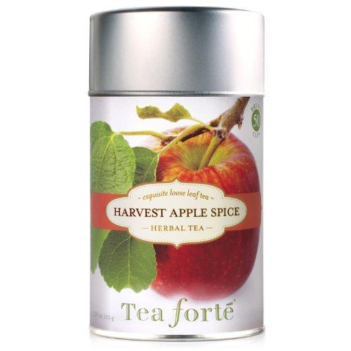 Tea Forte Loose Leaf Tea Canister-Harvest Apple Spice