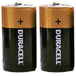 "Batteries Alkaline ""D"" Pack of 2 from AUK"