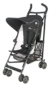 Maclaren Volo Stroller, Black (Discontinued by Manufacturer) (Discontinued by Manufacturer)