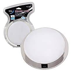 Speedwav YCL-640B Ceiling LED Roof Dome Light Blue-Ford Fiesta Old