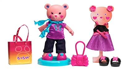 Build-A-Bear Workshop - Shopping Fur Fashions: Flutter Fancy