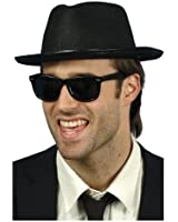 Chapeau Blues Brother Adulte