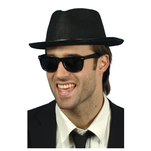 Fedora Hat Costume Accessory