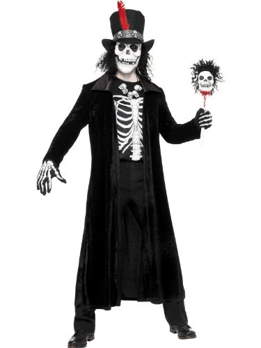 Smiffys Men's Voodoo Man Costume