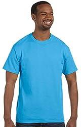 Hanes Men`s TAGLESS® T-Shirt