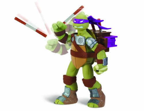Teenage Mutant Ninja Turtles Flinger Don Action Figure - 1