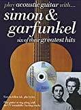 Play Acoustic Guitar with...Simon and Garfunkel Softcover with CD