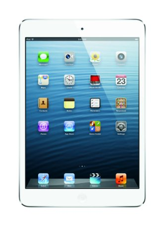 Apple iPad mini MD531LL/A (16GB, Wi-Fi, White / Silver) in box brand new never opened