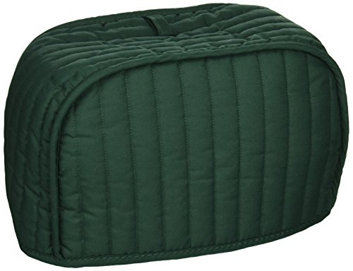 Ritz Quilted Four Slice Toaster Cover, Dark Green (4 Slice Toaster Color compare prices)
