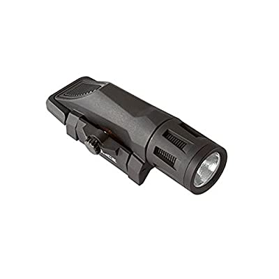 INFORCE WML, White/IR Multifunction Weaponlight, Gen 2, White LED, 400 Lumens for 1.5 Hours, Secondary IR LED 100mW, 4 H from INFORCE