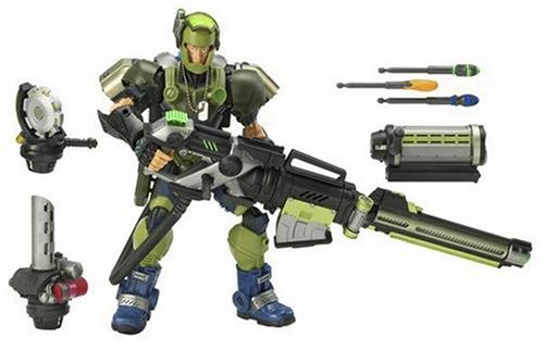 Buy Low Price Hasbro Gi Joe 8-Inch Sigma Strike Duke Figure (B000ELIXHM)