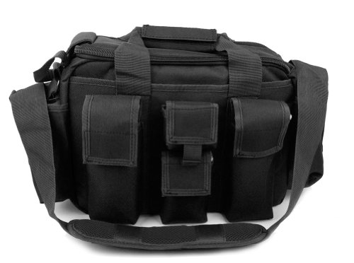 Large Tactical Range and Duty Gun Bag