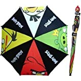 Angry Birds Red Bird Knob Kids Umbrella
