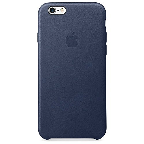 iPhone 6s Leather Case Midnight Blue (MKXU2ZM/A)