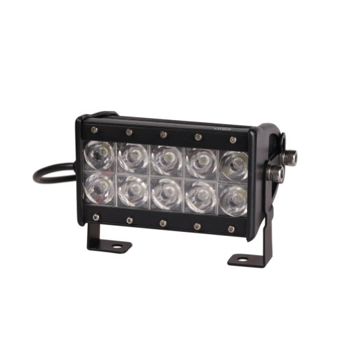 """Generic 4"""" Off Road Led Work Light Bar Combo Beam-5W Led-50W-5000 Lumen Great For Jeep Cabin/Boat/Suv/Truck/Car/Atv"""