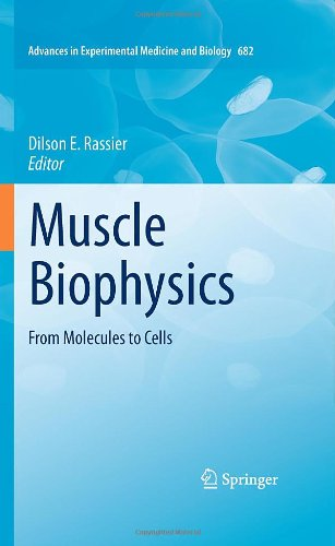Muscle Biophysics: From Molecules To Cells (Advances In Experimental Medicine And Biology)
