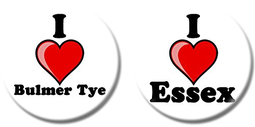 set-of-two-i-love-bulmer-tye-button-badges-choice-of-sizes-25mm-38mm-38mm-1-1-2-