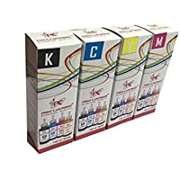 Print Cartridge Ink Set For Epson L210