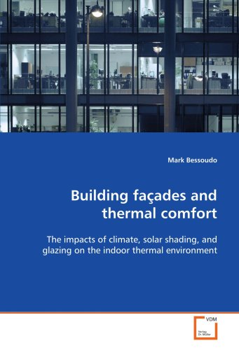 Building façades and thermal comfort: The impacts of climate, solar shading, and glazing on the indoor thermal environment