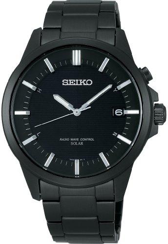 SEIKO (セイコー) 腕時計 SPIRIT スピリット ソーラー電波時計 SBTM129 メンズ