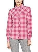 Salewa Camisa Mujer Puez Dry W L/S Srt (Rosa / Fresa)