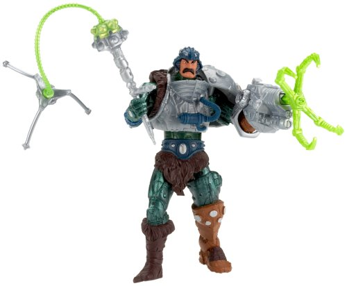 Picture of Mattel Man-at-Arms with Serpent Claw - Masters of the Universe Snake Men Figure (B0006OBR52) (Mattel Action Figures)