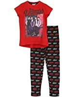 The Vamps Girls The Vamps Pyjamas Ages 7 to 14 Years