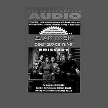 Star Trek, Deep Space Nine: Emissary (Adapted)  by J.M. Dillard Narrated by Nana Visitor