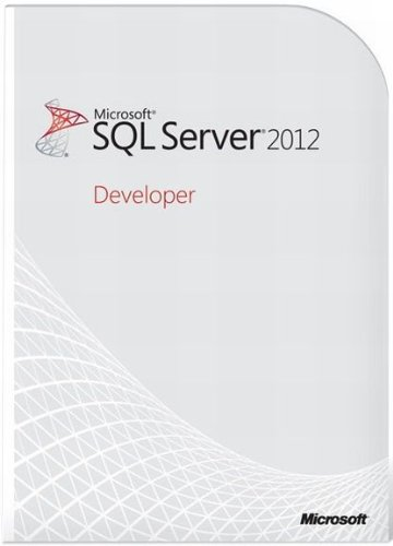 SQL Server Developer Edition 2012